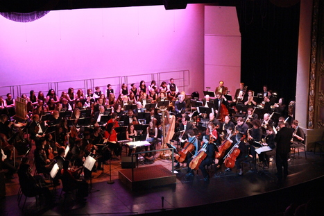 Missouri Symphony Conservatory celebrates the holidays - KBIA | OffStage | Scoop.it