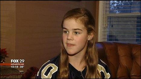 Bucks County Girl, 11, Banned From Sport She Loves - Philadelphia News ... - MyFox Philadelphia | Sports Ethics: Tunnell, D. | Scoop.it