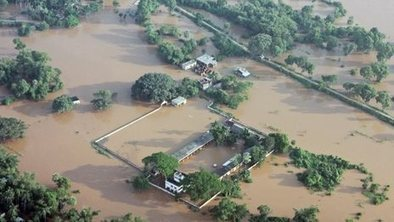Floods hit India after cyclone | PLACES | Scoop.it