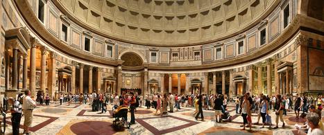 ¿Cuál es el monumento mejor conservado de la Antigua Roma? | Mundo Clásico | Scoop.it