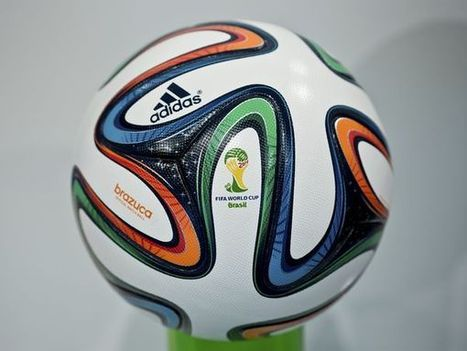 Physicists Say New World Cup Soccer Ball Design Has Big Impact | World Without Borders | Scoop.it