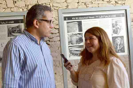 Dreams for Egypt's heritage: Interview with Egypt's minister of antiquities - Ancient Egypt - Heritage - Ahram Online | Egiptología | Scoop.it