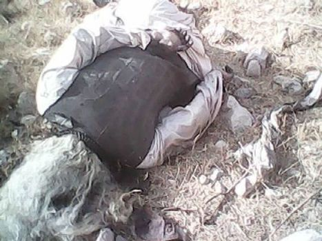 The bugti tribesman who was killed by occupying forces near FC check post……. | Human Rights and the Will to be free | Scoop.it