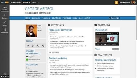CV multiformat : Doyoubuzz lance une nouvelle version | E-learning ou la formation 2.0 | Scoop.it