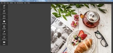 PIXLR. Todo un abanico de posibilidades para trabajar con imágenes. | Recursos i eines TIC per a l'educació | Scoop.it