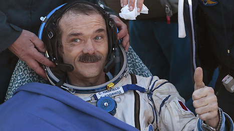 Gravitating to conflict? »» Interview with Chris Hadfield | Saif al Islam | Scoop.it
