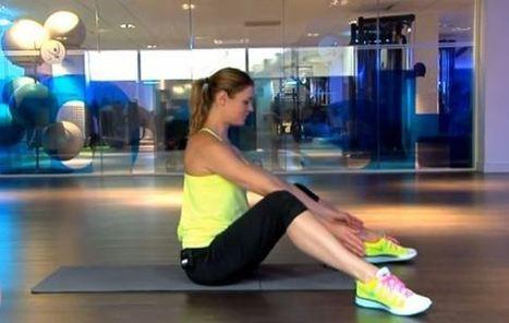 Le fitness au troisième mois de grossesse - Doctissimo (Blog) | Grossesse | Scoop.it