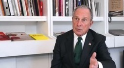 Michael Bloomberg: London and New York can overtake Silicon Valley - Tech City News | TECH BOOM | Scoop.it