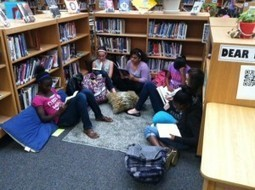 Monday Means Leadership: Engaging Students | School Library Advocacy | Scoop.it