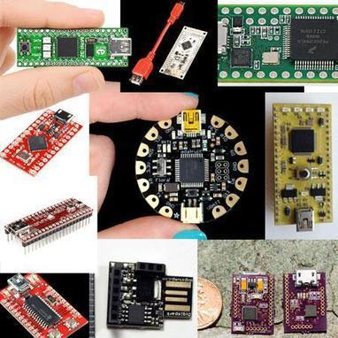10 Tiny Development Boards That Are Up to the Task | Arduino, Netduino, Rasperry Pi! | Scoop.it