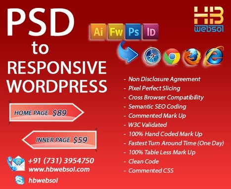Psd To Email Newsletter | Audio Player With Playlist Wordpress | Scoop.it
