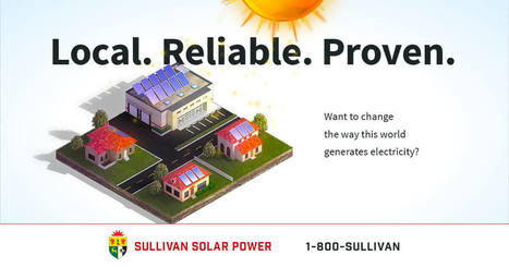 Solar Power for Commercial Buildings, Solar Panels for Businesses   Information Scoop   Scoop.it