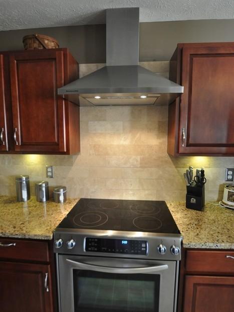 Granite Countertop and Tile Backsplash Ideas   Tile Backsplashes Designs in Alpharetta   Scoop.it