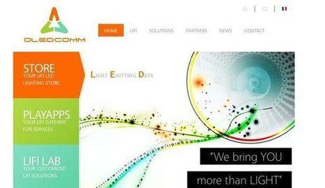 Oledcomm: Internet par la lumière - L'Express | SocialWebBusiness | Scoop.it