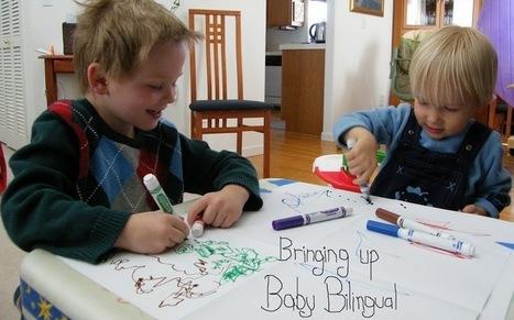 Bringing up Baby Bilingual | blogs on bilingual parenting | Scoop.it