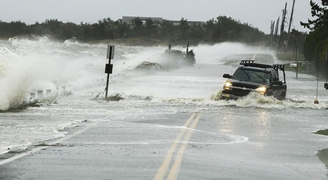Sandy en direct: au moins 11 morts et le sud de Manhattan plongé dans le noir | Tout le web | Scoop.it