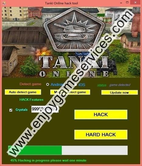Tanki Online hack tool | game | Scoop.it