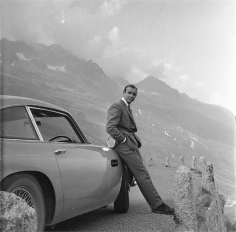 Just announced: Designing 007 - Fifty Years of Bond Style exhibition | Only to Melbourne Museum | exhibit | Scoop.it