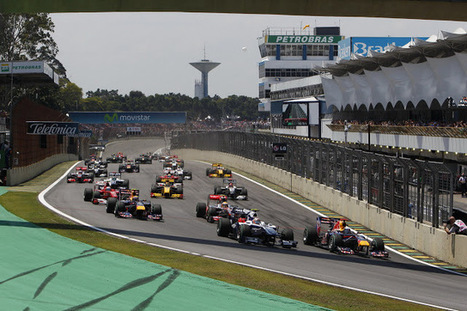 Brazilian Grand Prix - Formula 1™ - Overview ~ Grease n Gasoline | test | Scoop.it