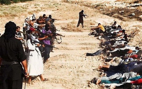 The science behind Isil's savagery - Telegraph | Bounded Rationality and Beyond | Scoop.it