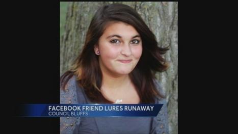 Missing girl draws attention to social media enticement - KETV Omaha | Social Media In Traditional Media | Scoop.it