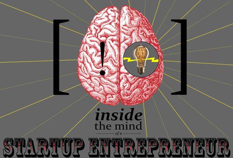 A Wondrous Peek Inside An Entrepreneur's Brain | Job & Career Data | Scoop.it