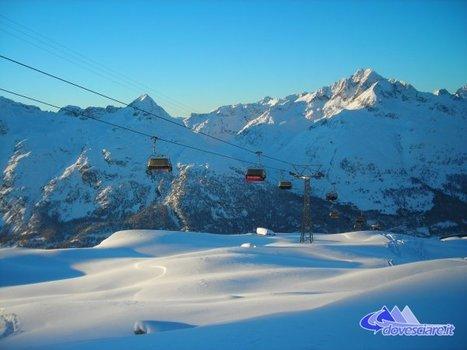 CORVATSCH - Sabato 23 novembre al via la stagione 2013 - 2014 | Travel to Italy | Scoop.it