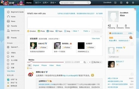 Weibos, WeChat & Renren: how to approach social marketing in China | China Technology | Scoop.it