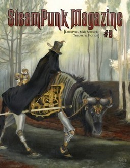 SteamPunk Magazine 9 | SciFiBeyond | Scoop.it