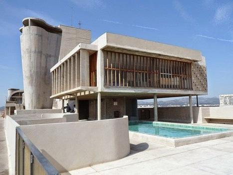 Le Corbusier au Centre Pompidou - Rétrospective - Du 29 avril au 03 août 2015 | L'agenda Déco - architecture | Scoop.it