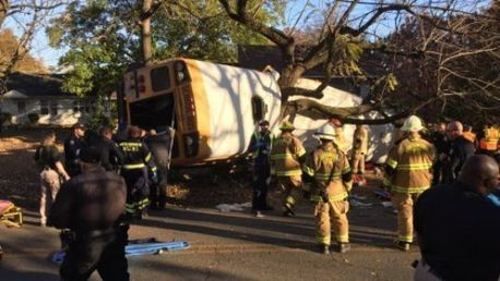Official: At least 6 killed in Tenn. school bus crash - USATODAY.com | The Student Union | Scoop.it