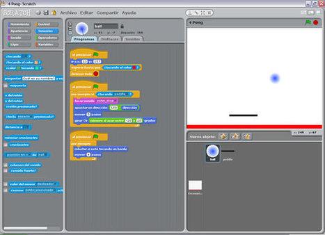 Curso Scratch | Web 2.0 y sus aplicaciones | Scoop.it