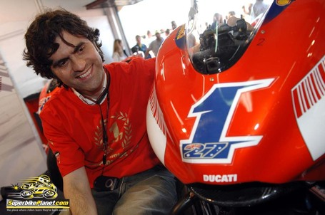 Soup :: Top 15 Stories of 2012. Number 12: Ducati Demotes Preziosi :: 12-31-2012 | Ductalk | Scoop.it