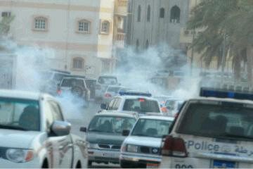 Pics of the clashes in #Bilad Qadem earlier today #Bahrain | Human Rights and the Will to be free | Scoop.it