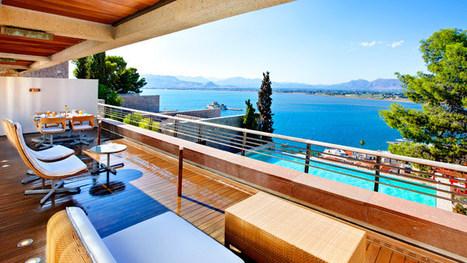 Nafplia Palace Hotel & Villas #Argolis #Greece | travelling 2 Greece | Scoop.it