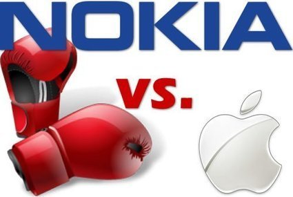 Nokia contro Apple, sempre tramite Twitter | ToxNetLab's Blog | Scoop.it
