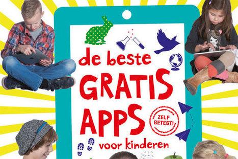 Nieuwe brochure: De beste gratis apps voor kinderen - Kennisnet | Info Mediawijsheid leerkracht: Mediawijsheid PO | Scoop.it