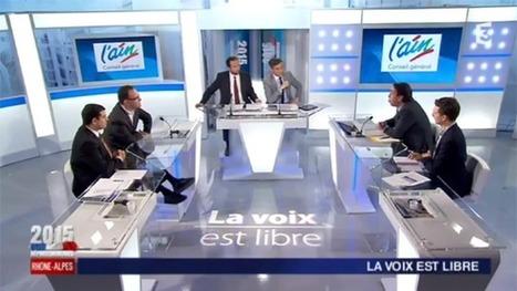 VIDEO | La voix est libre : les élections départementales dans l'Ain - Francetv info | Conseil général de l'Ain : Des paroles et des actes | Scoop.it