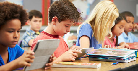 80% of US schools use e-books or digital textbooks | Passe-partout | Scoop.it
