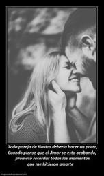 Toda pareja de Novios deberia hacer un pacto, Cuando | Imagenes de Frases de Amor | Imagenes Con Mensajes de Amor | Scoop.it