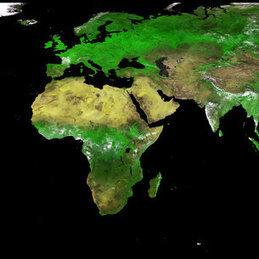 Probing vegetation across the globe | Vegetation and Gis | Scoop.it