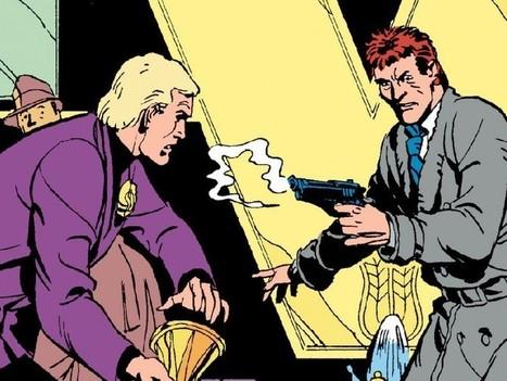 BD: cinq bonnes raisons de (re)lire «Watchmen» | Looks -Pictures, Images, Visual Languages | Scoop.it
