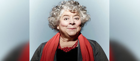 """Miriam Margolyes: """"This is who I am, this is who I love, get on with it"""" 