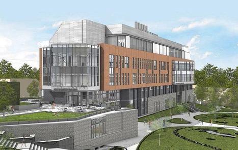 URI's new $68 million Chemistry Center to create 1200 jobs - WLNE-TV (ABC6) | Geochemistry | Scoop.it