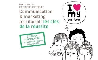 Lancement d'une étude sur le marketing territorial. | Cap'Com | Connected places | Scoop.it