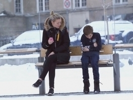 Hidden-Camera Video With Freezing Child Is a Whole Lot Warmer Than Most Ad Stunts | Advertising Creatives' Tool kits | Scoop.it