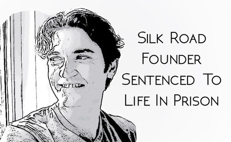 Silk Road Mastermind Ross Ulbricht Sentenced To Life In Prison | SocialAction2015 | Scoop.it