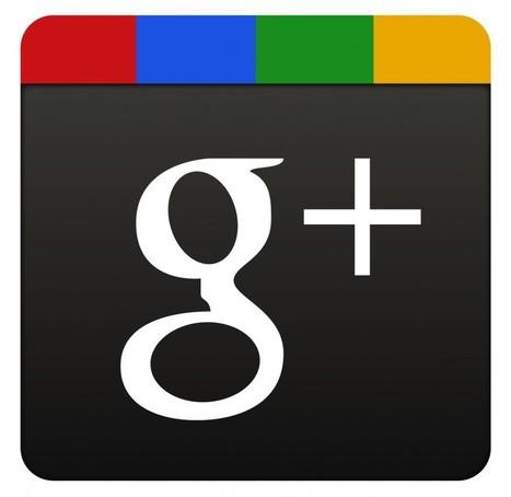 Google+ derrière Facebook... mais devant Twitter | webmarketing & community management | Scoop.it