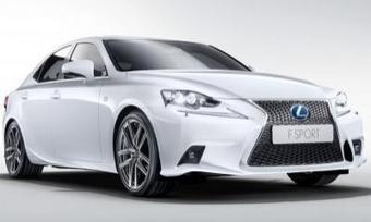 Lexus rules out Chinese production due to quality concerns | Personnel and Training Certification | Scoop.it