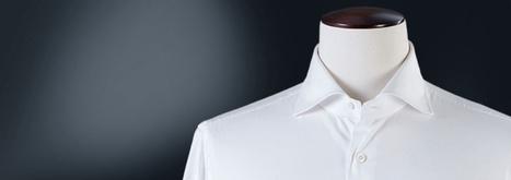 Une chemise sur mesure ? Ça vous dit ?   Torcello - Costume sur mesure   Scoop.it